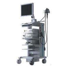 Стойка для гибкой и жесткой эндоскопии