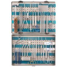 Набор инструментов для эстетической и функциональной ринопластики
